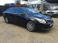TOYOTA AVENSIS 2010 2.2 DIESEL MANUAL D-4D 2010(60) T Spirit PCO READY