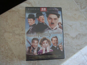 Timeless Family Classics 50 Movies DVDS Shirley Temple 12Disc