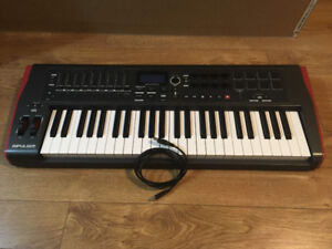 MIDI CONTROLLER/PIANO (Novation Impulse 49)