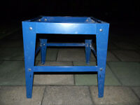 metal work bench stand/support