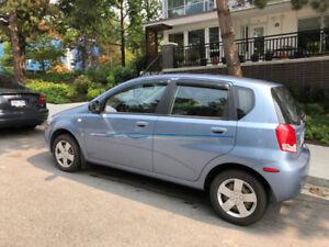2007 Pontiac Wave Hatchback - Very Low Kms