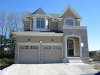 BRAND NEW 3 Bedroom Detached House for Rent in Caledon