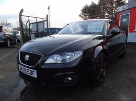 2009 Seat Exeo 2.0 TDI CR Sport 4dr [143],Full service hsitory,2 keys,12 mont...