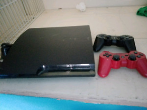 Ps3 slim with cfw and 1tb hdd