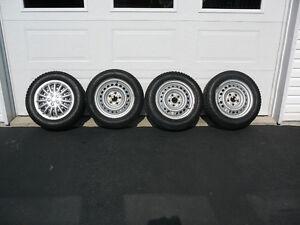 roues honda civic