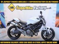 2012 62 DUCATI MONSTER M696 PLUS 696CC 0% DEPOSIT FINANCE AVAILABLE