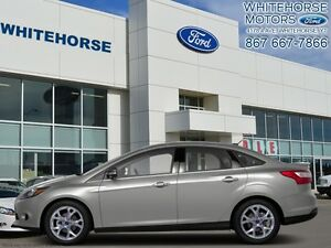 2013 Ford Focus Titanium   - $132.89 B/W  - Low Mileage
