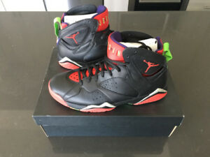the best attitude 62bb8 d2ce3 Air Jordan Retro 7 - Marvin The Martian