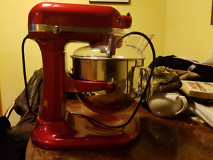 KItchen Aid Pro-Line 7 qt mixer - ** Never Used **