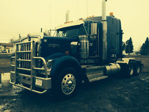 2008 W900 heavy spec