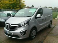 Vauxhall Vivaro Sportive Bi Turbo 120ps DIESEL MANUAL 2015/15