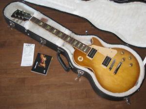 Guitares Gibson USA...Échange considéré