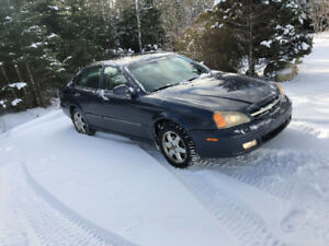 2004 Chevy epica