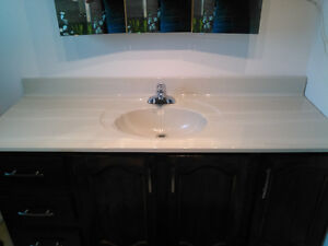 Bathroom Vanity Top 16""