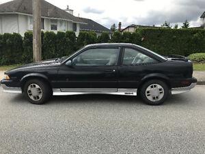 1989 Chevrolet Cavalier Coupe (2 door)