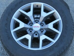 "20"" GMC or Chevy Wheels"