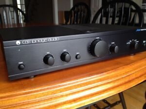 CAMBRIDGE AUDIO // INFINITY PACKAGE ~ Mint Two Channel System!!!