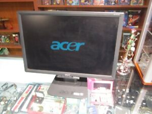 19 Inch ACER AL1916W Flat Screen Computer Monitor With Stand