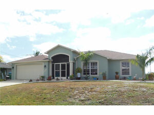 **FABULOUS HOME IN QUIET NEIGHBORHOOD** LOCATED IN CAPE CORAL, F
