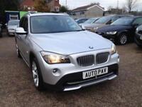 2011 11 BMW X1 2.0 XDRIVE23D SE 5D AUTO 201 BHP DIESEL