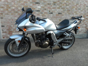 Kawasaki Z750S 2006 - alarme, selle Corbin incl - autres options
