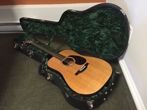 Bourgeois Country Boy Acoustic Guitar