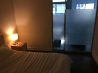 """Brand New """"Shared"""" Downtown Condo (University ave/Queen St W)"""
