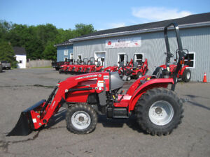 Massey Ferguson 1734EHL - 34hp Tractor with Loader