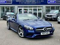 2017 Mercedes-Benz SL SL 400 AMG LINE USED Auto Convertible Petrol Automatic