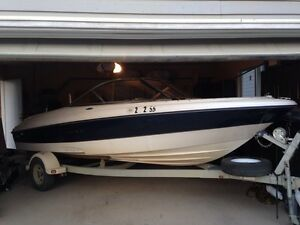 2002 bayliner 185 with 125 Mercury outboard