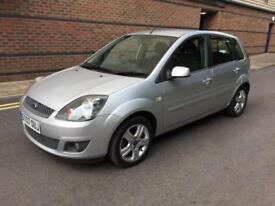 Ford Fiesta 1.4TDCi 2007.25MY Zetec Climate LOW MILES 106K FULL SERVICE HISTORY