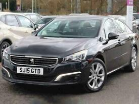 image for 2015 Peugeot 508 1.6 e-HDi Allure 4dr Saloon Diesel Manual