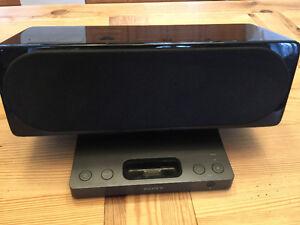Speaker Sony pour iphone, ipod