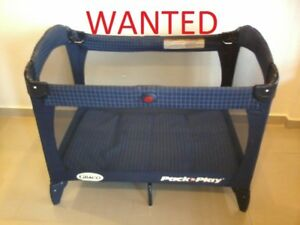 Looking for Playpen playard / parc pour bebe