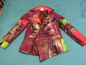 Girls size L Disney Descendants Mal jacket