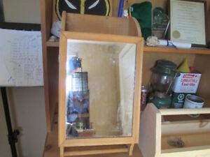 Beautiful Mirror/Cabinet