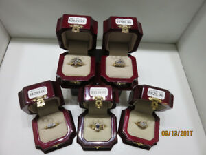 BEAUTIFUL LADIES RINGS FOR SALE!!!!