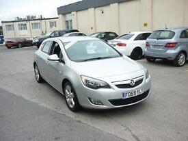 2010 Vauxhall Astra 1.6i 16v VVT ( 115ps ) SRi Finance Available