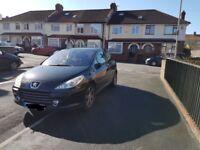 Peugeot 307 feline spares or repairs