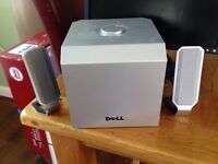 Dell sub woofer and speakers