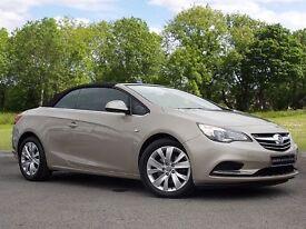 Vauxhall Cascada 2.0 CDTi 16v SE 2dr (start/stop) (brown) 2013