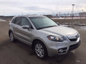2010 Acura RDX Technology Package SUV
