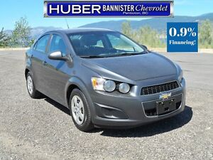 2013 Chevrolet Sonic Air Conditioning/Automatic