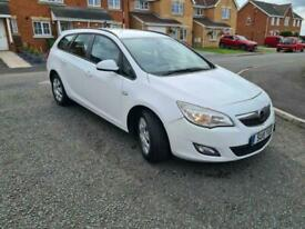 Vauxhall/Opel Astra 1.7CDTi ( 130PS ) ( a/c ) ecoFLEX 2011MY EXCLUSIVE ESTATE