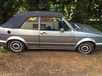 Golf mk1 cabriolet breaking 1.8 carb model can post parts out