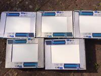 Wickes Flat White Gloss Ceramic Tiles
