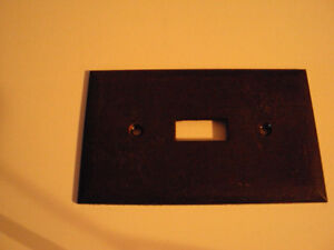 For Sale: wall light switch plates