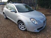 Alfa Romeo MiTo 1.3JTDM Turismo 1.3 Tdi 6 speed £30 years Tax