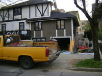 stucco repairs and services