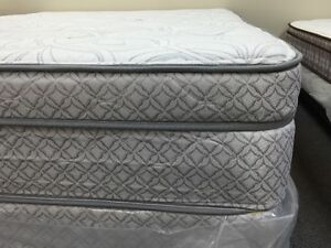 Queen Size Mattress Set Clearance from Sarnia Sarnia Area image 4